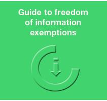 foi-exemptions